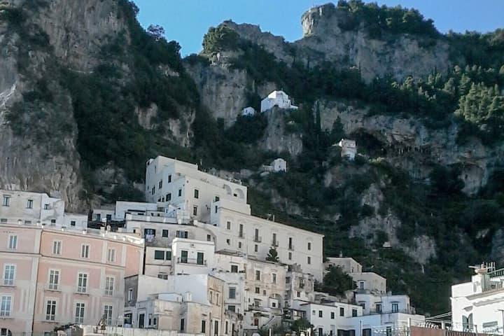 Casa Serena 50 Steps Sea 300 Mt. to Amalfi 3 day m
