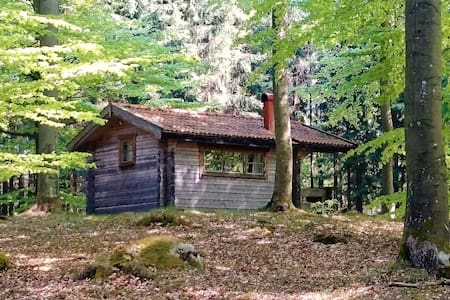 Bokebacken cottage forest natural recreation silen - Kristianstad V