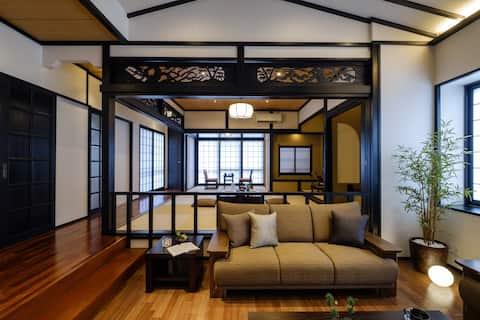海まで車で5分!天然い草が香る【和】の空間!日本の伝統家屋で古き良き日本の文化に触れてみませんか?