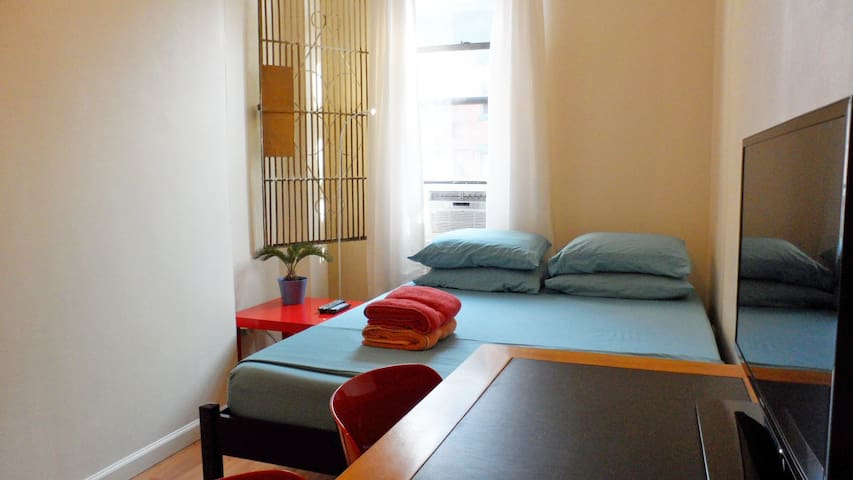 Clean Room, Central Location in Manhattan