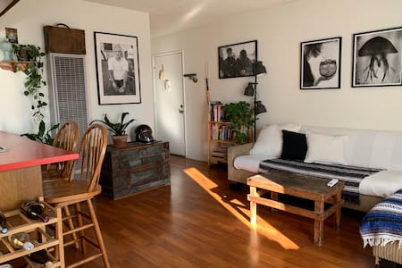 Cozy & Bright Apartment by Echo Park Lake