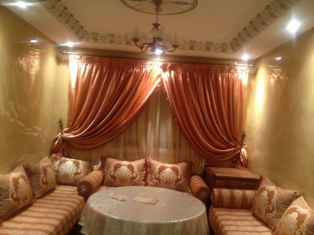 Appartement et chambres gratuit - Agadir - Apartamento