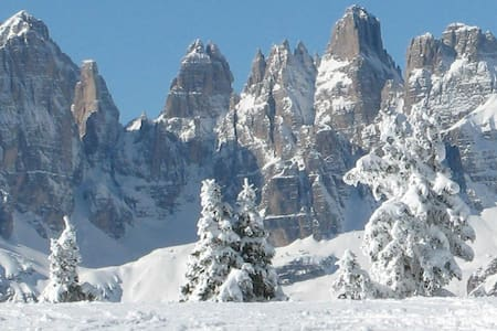 Monolocale in zona panoramica Madonna di Campiglio - 摩德納迪-坎皮格里奧(Madonna di Campiglio)