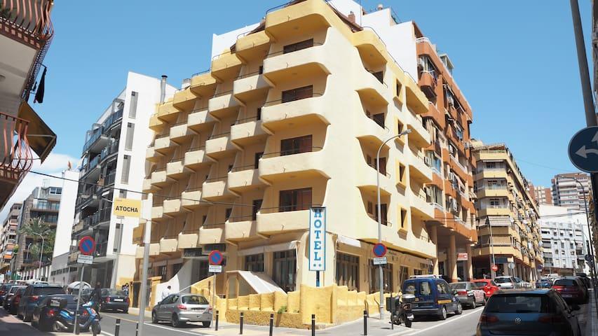 Hotel Andalucía - Tu casa en Benidorm (Doble)