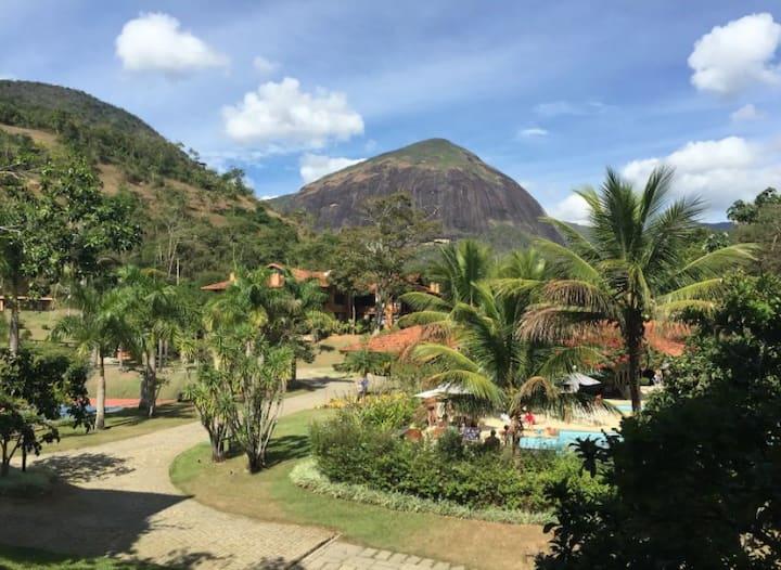 Vilarejo das Cachoeiras - O Paraíso Perdido