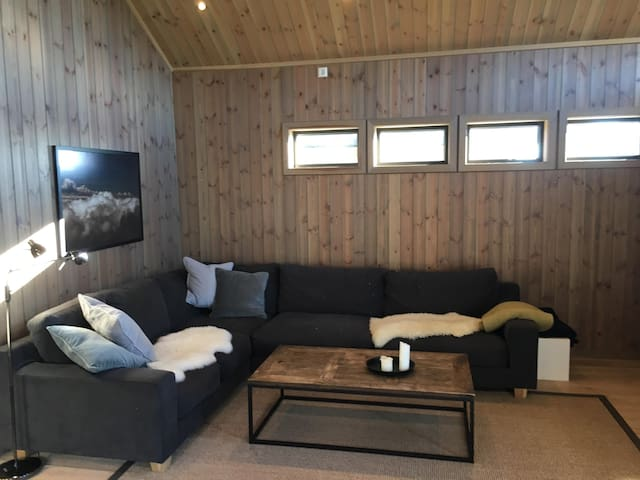 New cabin in beautiful nature & perfect placement