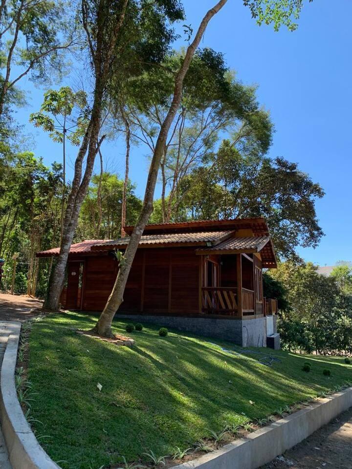 Chalé Studio no Condomínio Recanto das Cerejeiras