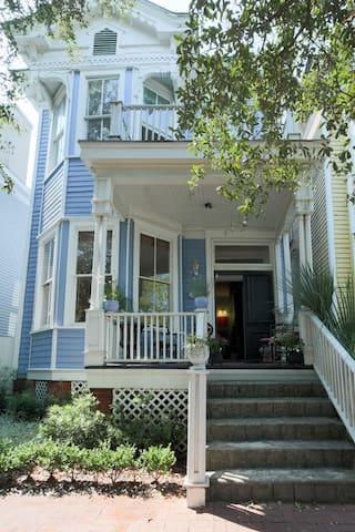 Victorian Cottage - Savannah - Pis