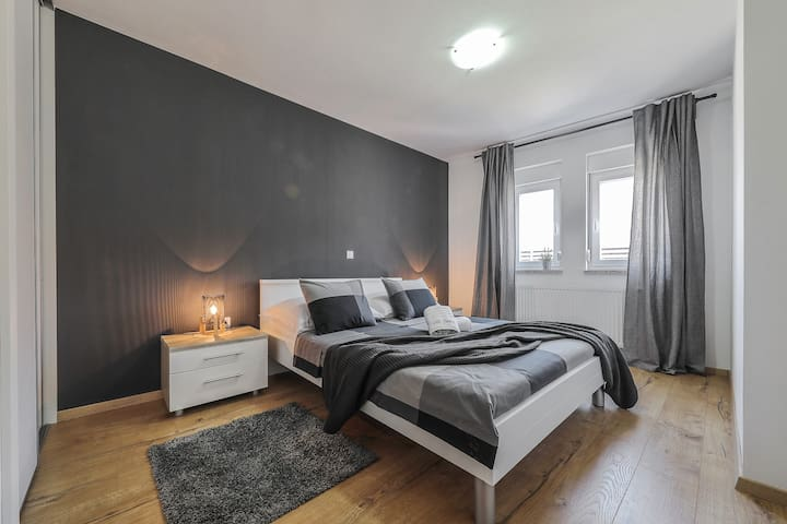 Apartment 3 - first bedroom