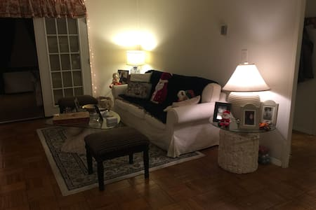 Beautiful room!! - Elizabeth - Lejlighed