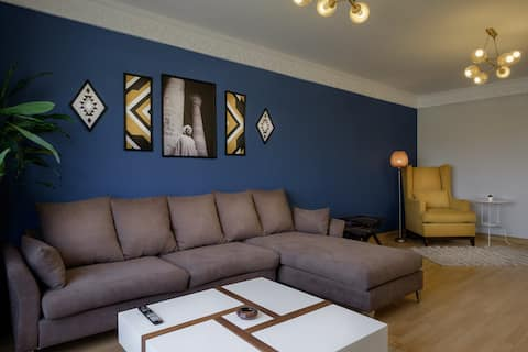 Lemon Spaces Spacious 2BR Close To The Airport
