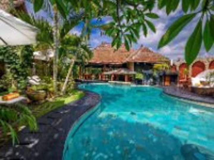Real Bali-feeling in Villa Madawi