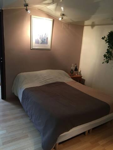 Charmante chambre La Rochelle - Aytré - Casa