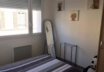 Chambre propre pour 2 personnes ! - Troyes - Wohnung
