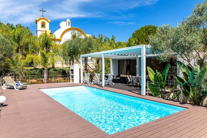 Villa com 2 quartos e Piscina privada