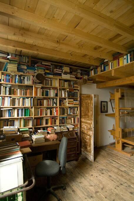 Die Bücherscheune
