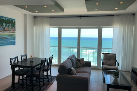 PENTHOUSE OCEAN DOWNTOWN SANTO DOMINGO (4 GUESTS)
