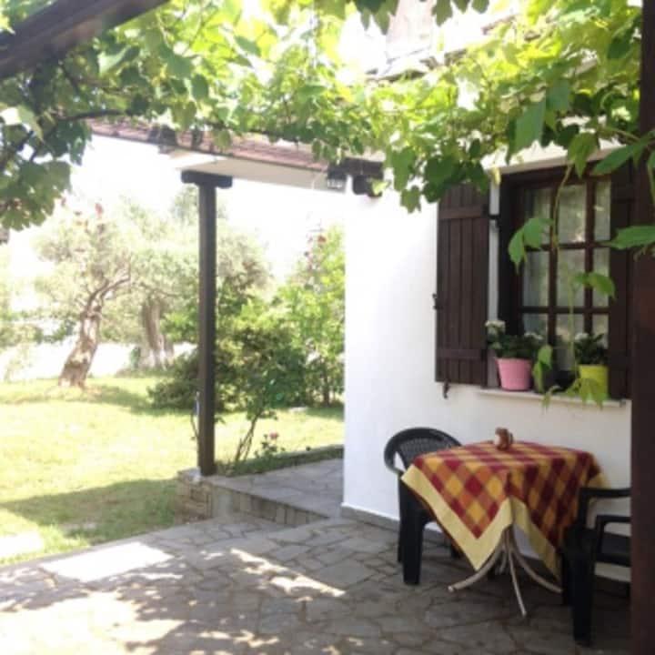Golden Beach Villa 3 - Thassos
