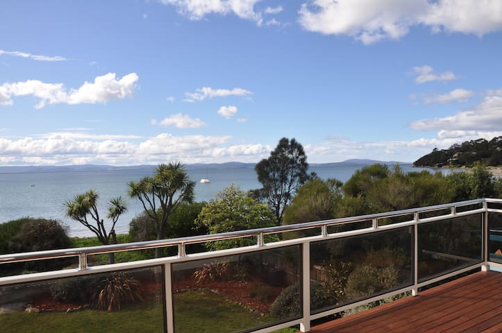 Bayview Beachfront House, Near Hobart. - Lauderdale - Apartment