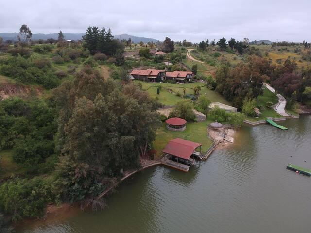 Espectacular casa Lago Rapel, Costa del Sol 2