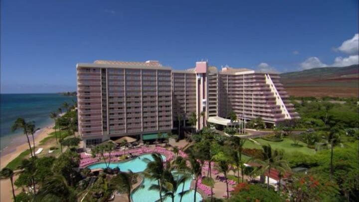 Luxury Maui Ocean Front Villa - 1BR/1BA