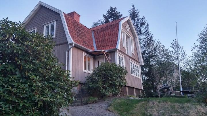 Charmig villa från 1916, 145 m2