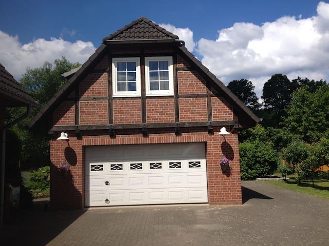 Kleines Häuschen für 2 in Behringen - Bispingen - Dům