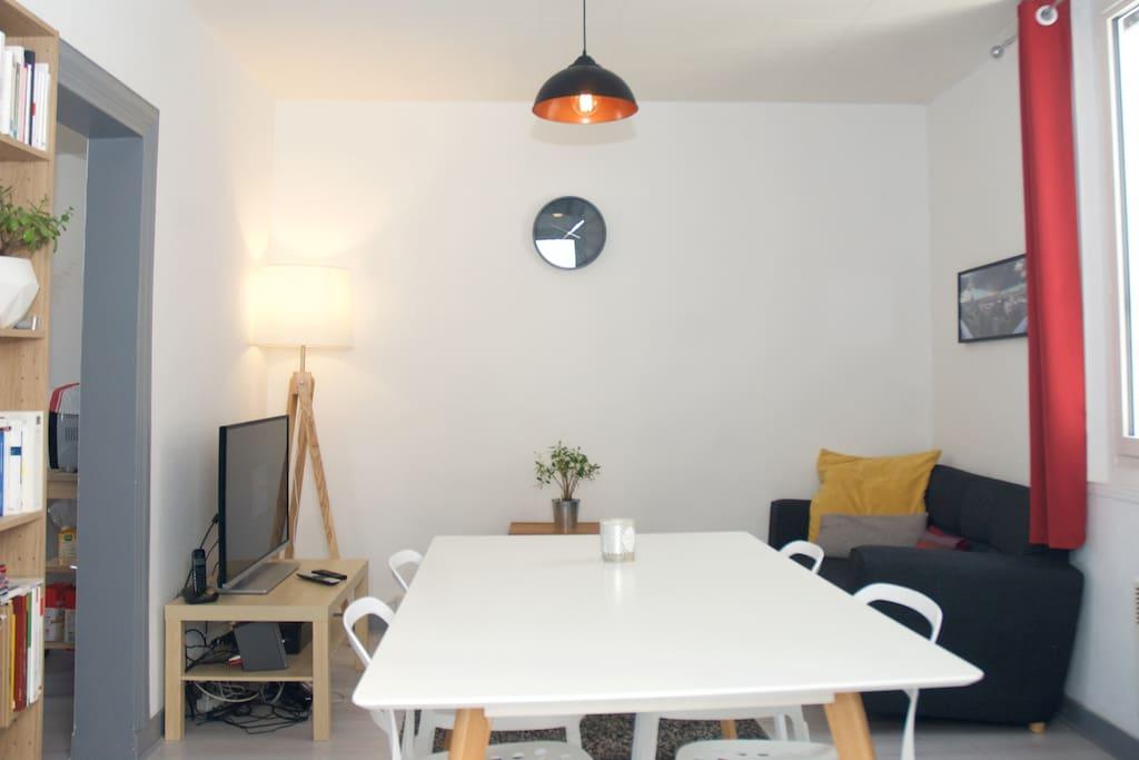 Appartement centre ville avec vue exceptionnelle for Appartement bordeaux centre ville location