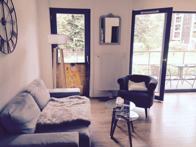 Appartement cosy et calme au coeur de Mouvaux - Mouvaux - Apartment