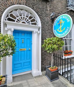 Anchor House Dublin - Dublin - Bed & Breakfast