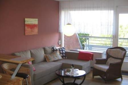 Appartement Deichblick - Apartamento
