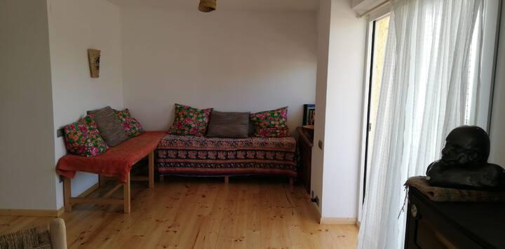 piso de 3 habitaciones a 30 metros del mar