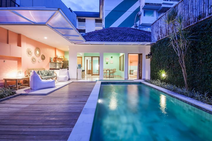 Cute and Charming 2 Bedrooms Villa in Kuta!