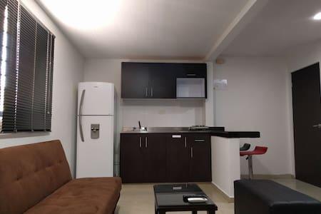 Cómodo y Privado apartamento tipo Loft #4