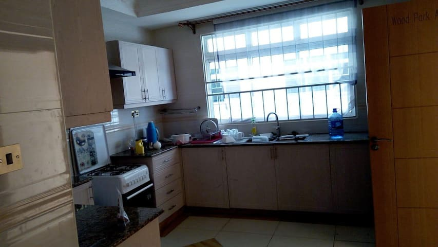 Furnished Apartments in Kilimani , Nairobi, Kenya