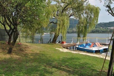 Vacanze sicure in una casa sul lago area prosecco