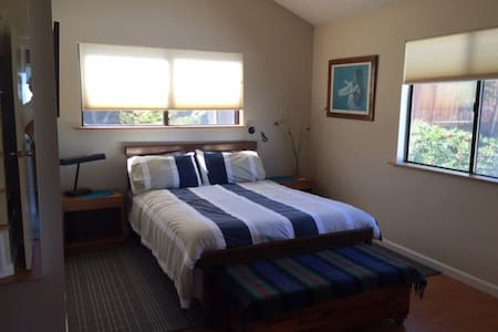 Completely Furnished Apartment - San Carlos