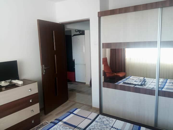 Harris apartment