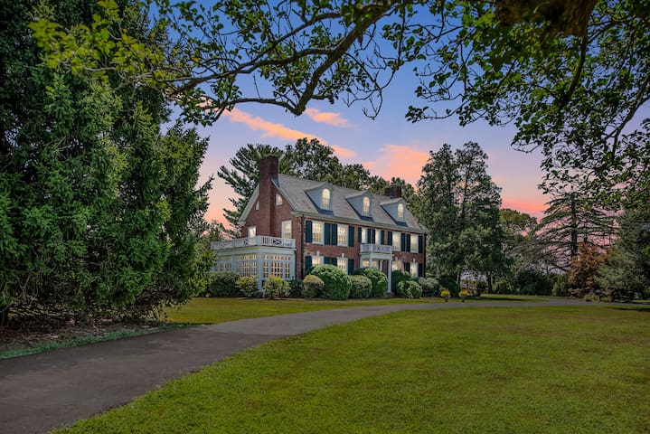Virginia Manor House Hunt Box