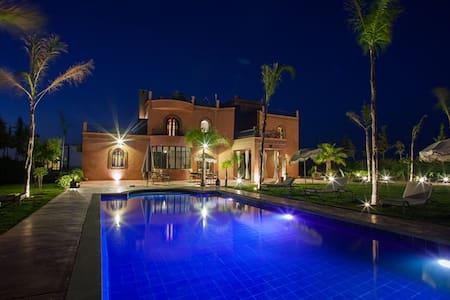 Room Agafay-Guesthouse Dar Biona Marrakech