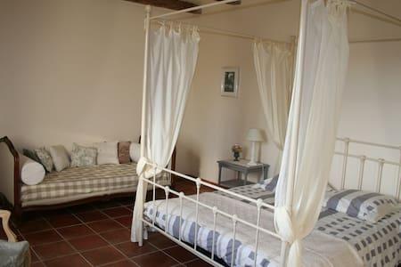 Chambre d'hôtes de charme pour 1 à 3 p, piscine - Conne-de-Labarde