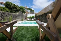 Lovely Townhouse with Pool and Breakfast - Room 1