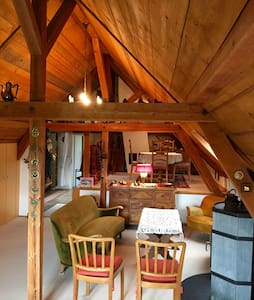 Welcome our Loft is ready for you - Leilighet