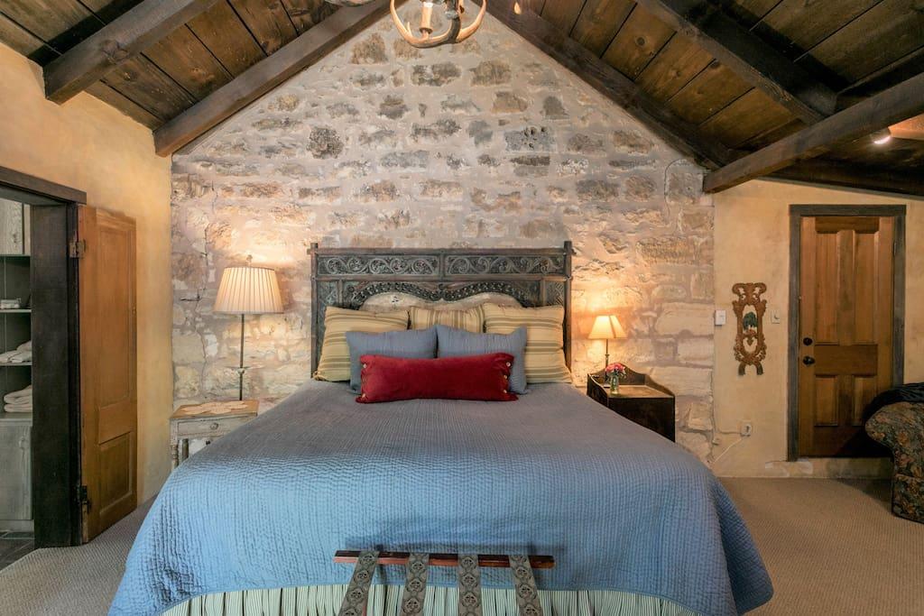 Wonderful king size bed