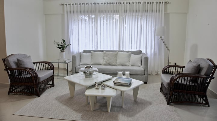 Centric Santiago de los Caballeros cozy apartment