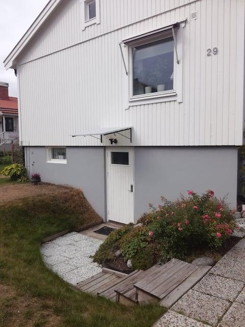 Lägenhet i villa, centrala Karlstad