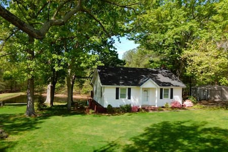 Bessarabia Cottage near Lynchburg - Appomattox - Ev