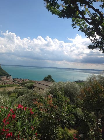 Garda Lake luxuryVilla amazing view - Marciaga - วิลล่า
