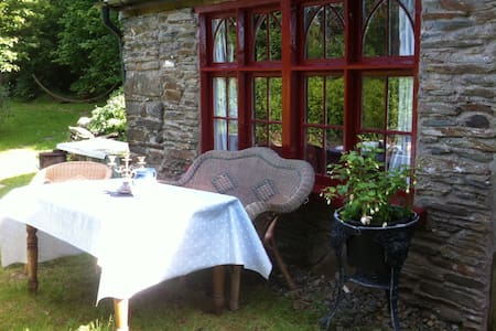 Quirky Llittle Stone House - Llangolman - 其它