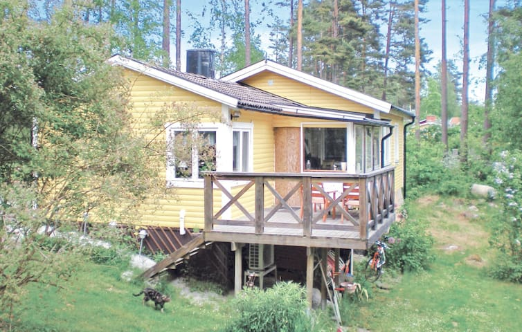 Holiday cottage with 2 bedrooms on 80m² in Oxelösund